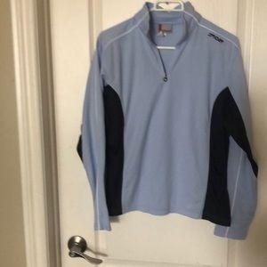 NWOT Spyder long sleeve half zip pullover